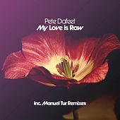 My Love Is Raw by Pete Dafeet