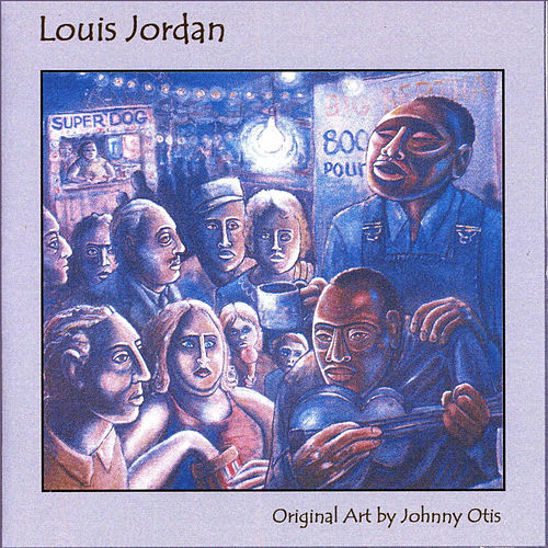 Pioneers of Rhythm & Blues Volume 1 by Johnny Otis
