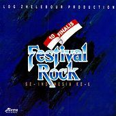 10 Finalis Festival Rock (Se-Indonesia Ke-VI) by Various Artists