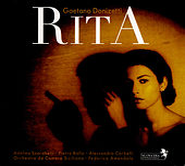 Donizetti, G.: Rita by Adelina Scarabelli