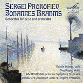 Prokofiev & Brahms: Concertos for Cello and Orchestra (Live) by Various Artists