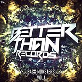 Bass Monsters Vol.1 by Various Artists