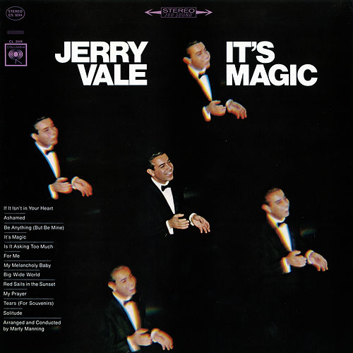 It's Magic by Jerry Vale