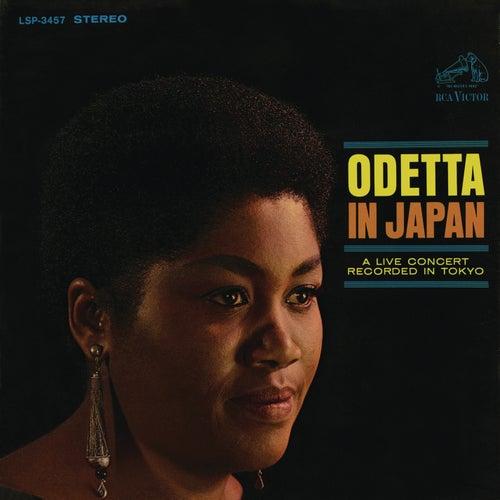 Odetta in Japan (Live) by Odetta