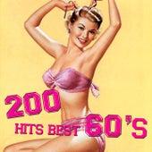 200 Hits Best 60's von Various Artists