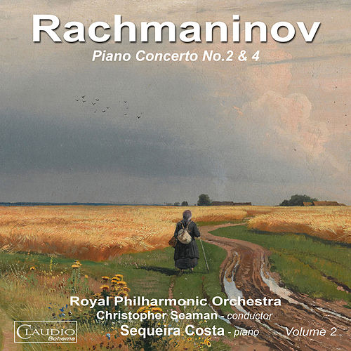Rachmaninoff: Piano Concertos Nos. 2 & 4 by Sequeira Costa