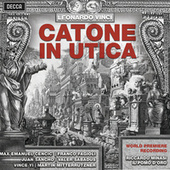 Vinci: Catone In Utica by Various Artists