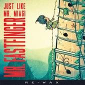 Just Like Mr. Miagi (Re-Wax) by Mr. Fastfinger