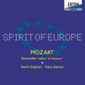 Mozart: Serenades ''Haffner'' & ''Posthorn'' by Spirit of Europe