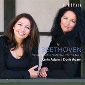 Beethoven: Violin Sonatas No. 9 'Kreutzer' & No. 2 by Doris Adam