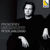Prokofiev Complete Piano Sonatas, Excerpts from Romeo & Juliet by Peter Jablonski