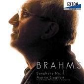 Brahms: Symphony No. 1 by Arnhem Philharmonic Orchestra