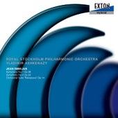 Sibelius: Symphonies No. 1, No. 3, Rakastava by Royal Stockholm Philharmonic Orchestra