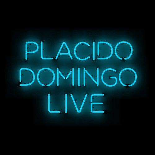 Placido Domingo Live by Placido Domingo