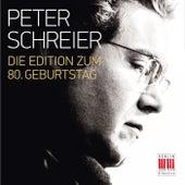 Peter Schreier: Die Edition zum 80. Geburtstag by Various Artists