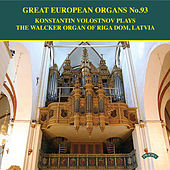 Great European Organs No. 93 by Konstantin Volostnov