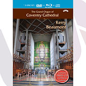 The Grand Organ of Coventry Cathedral by Kerry Beaumont