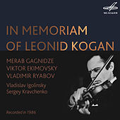 In Memoriam of Leonid Kogan by Various Artists