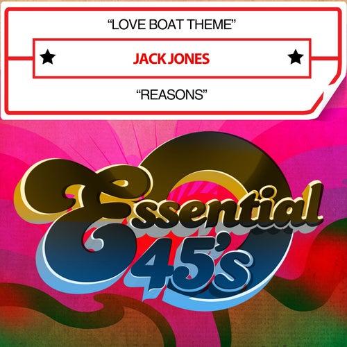 Love Boat / Reasons (Digital 45) by Jack Jones