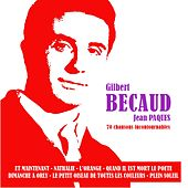 Gilbert Bécaud - Jean Pâques - 70 chansons incontournables by Various Artists