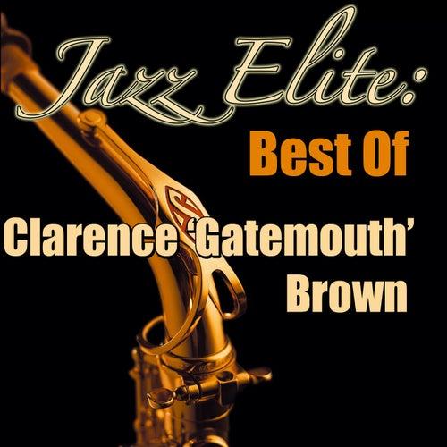 Jazz Elite: Best of Clarence 'Gatemouth' Brown (Live) von Clarence