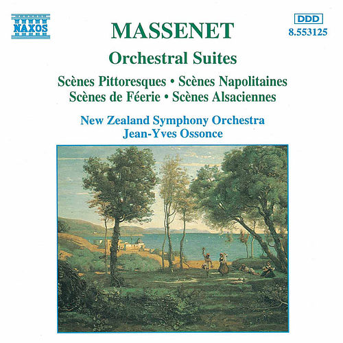 Orchestral Suites Nos. 4-7 by Jules Massenet