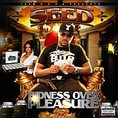 Bidness over Pleasure by ///Seed