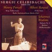Sergiu Celibidache: Berlin 1945 von Various Artists