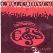 Con la Musica en la Sangre (Ayer Hoy y Siempre) by Various Artists