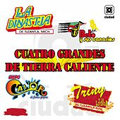 Cuatro Grandes de Tierra Caliente by Various Artists