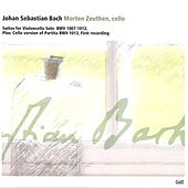 Bach: Cello Suites Nos. 1-6 / Flute Partita in A minor, BWV 1013 (arr. M. Zeuthen) by Morten Zeuthen
