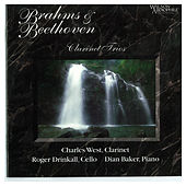 Brahms & Beethoven: Piano Trios by Charles West
