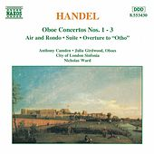 Oboe Concertos Nos. 1 - 3 by George Frideric Handel