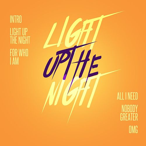 Light up the Night by Rapture