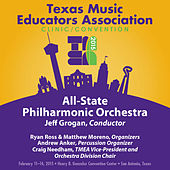 2015 Texas Music Educators Association (TMEA): All-State Philharmonic Orchestra [Live] von Texas All-State Philharmonic Orchestra