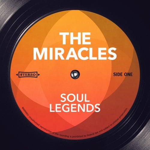 Soul Legends von The Miracles