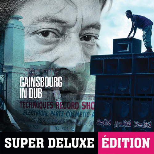 Gainsbourg In Dub by Serge Gainsbourg