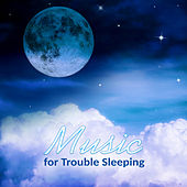 Music for Trouble Sleeping - Relaxing Background Music for Stress Relief, Gentle Music for Restful Sleep, Calming Therapy Music with Nature Sounds, Mind and Body Harmony by Trouble Sleeping Music Universe
