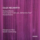 Olga Neuwirth: Vampyrotheone, Instrumental-Inseln aus