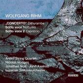 Wolfgang Rihm: Concerto