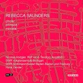 Saunders: Choler, Crimson & Miniata by Nicolas Hodges