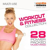 Workout & Fitness Collection, 28 Power Packed Music Mixes (Multi-Use BPM) by Various Artists