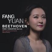 Beethoven: Piano Concertos Nos. 1 & 4 by Fang Yuan