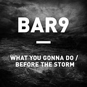 What You Gonna Do / Before The Storm by Bar 9