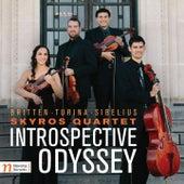 Introspective Odyssey by Skyros Quartet
