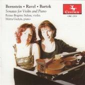 Bernstein, Ravel & Bartók: Violin Sonatas by Reine-Brigitte Sulem