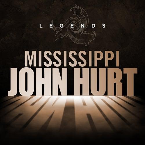 Legends - Mississippi John Hurt by Mississippi John Hurt
