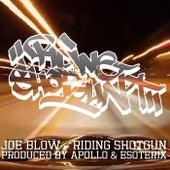 Riding Shotgun by Joe Blow