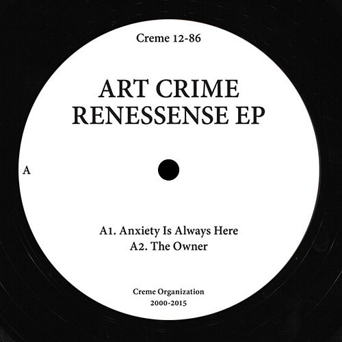 Renessense EP by Artcrime