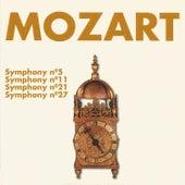 Mozart - Symhony Nº 5, Nº 11, Nº 21, Nº 27 by Concertgebouw Chamberorchestra